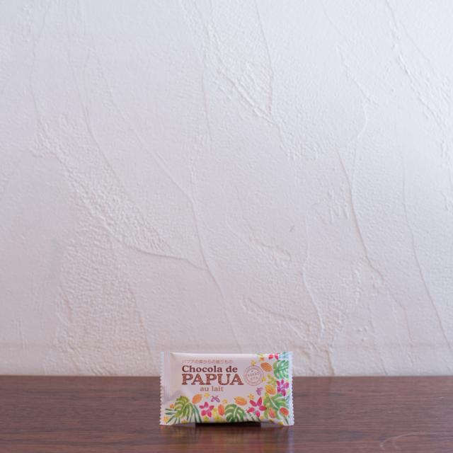 チョコラ デ パプア オーレ[212円]