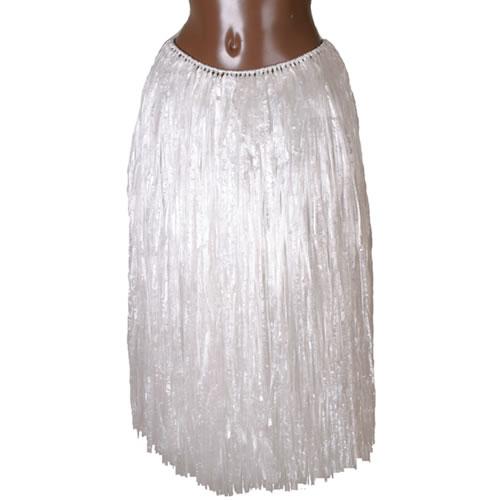 大幅値引き!タヒチアンの衣装アイランドスカート No.55013white