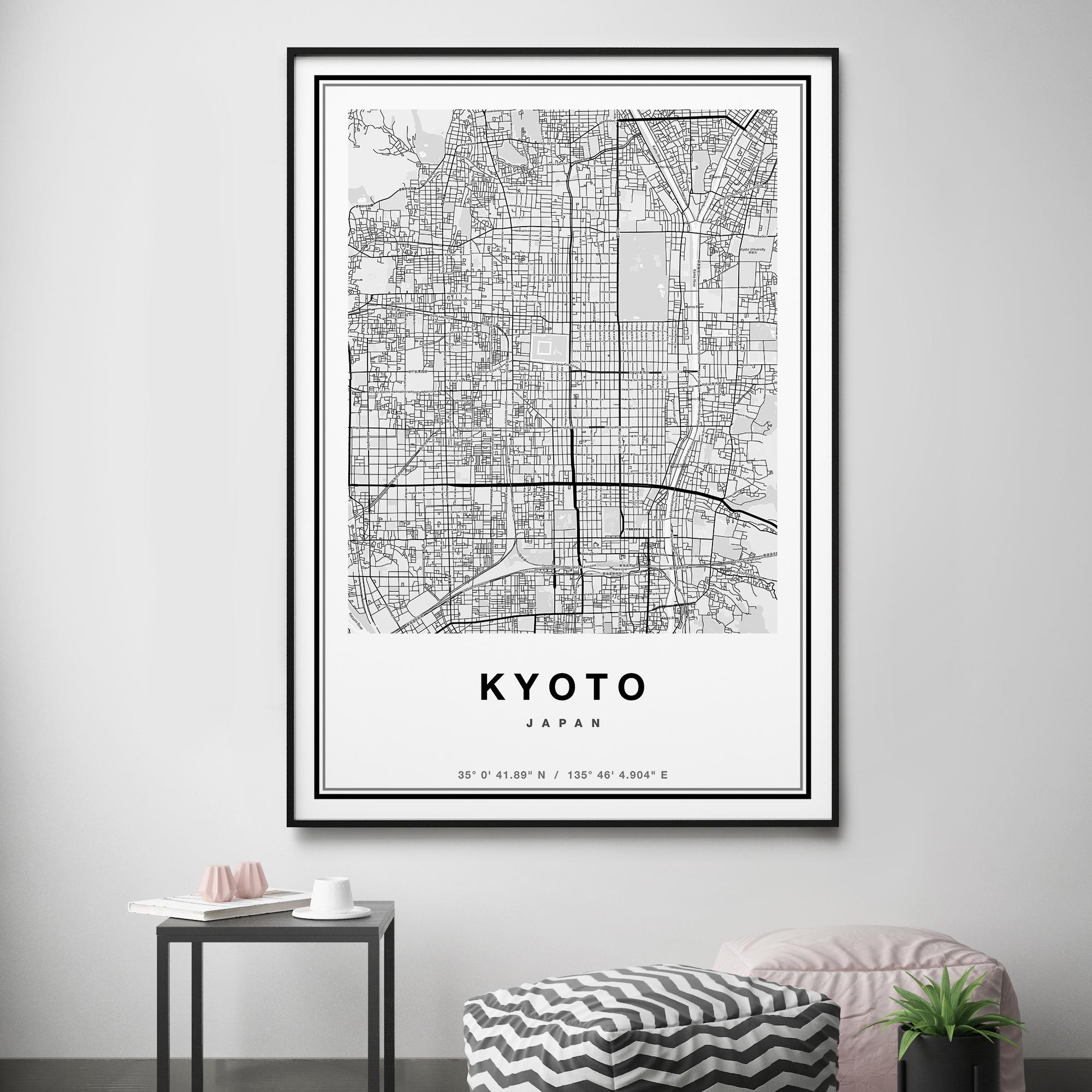 CityMaps-Kyoto-
