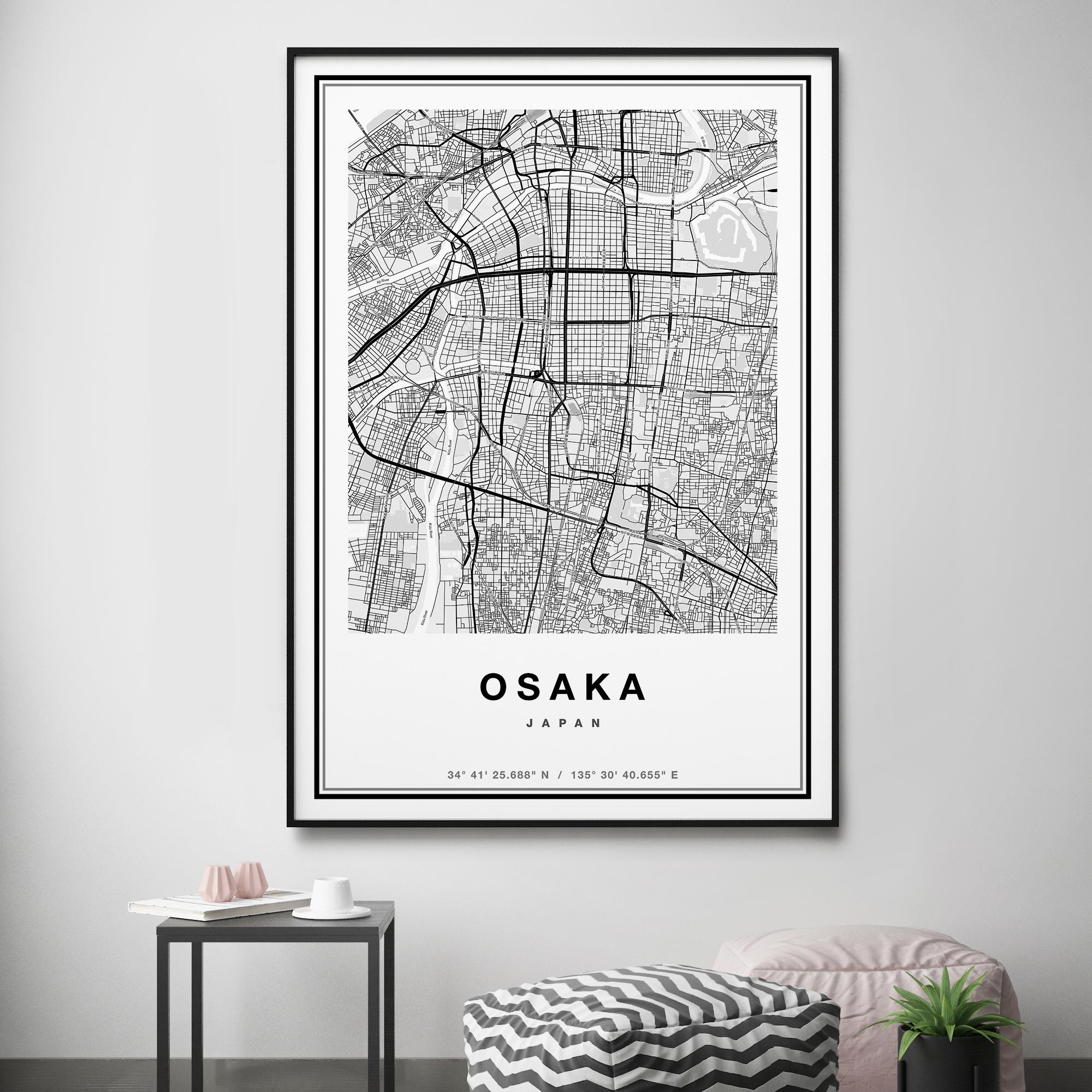 CityMaps-Osaka-