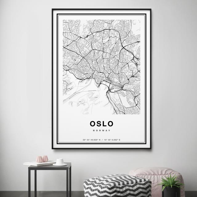 CityMaps-Oslo-