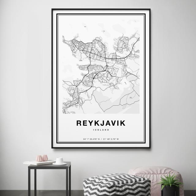 CityMaps-Reykjavik-