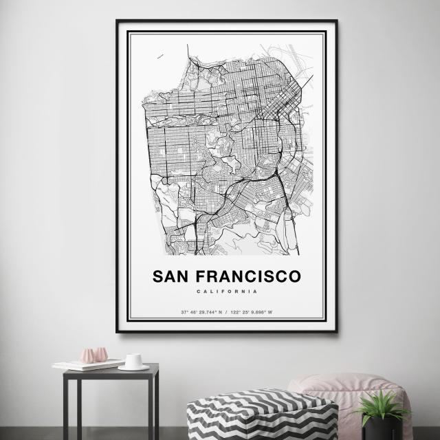 CityMaps-SanFrancisco-