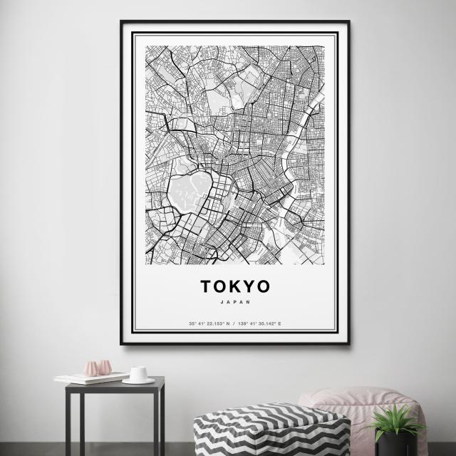 CityMaps-Tokyo-
