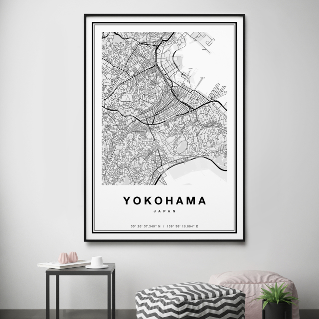 CityMaps-Yokohama-