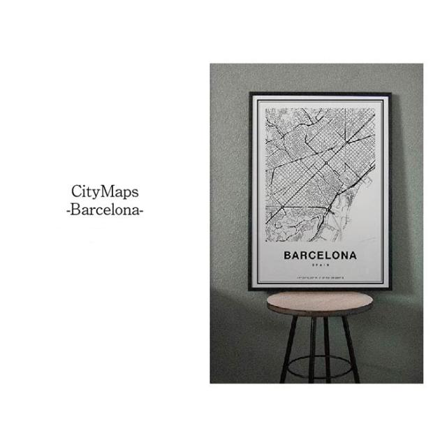 CityMaps-Barcelona-