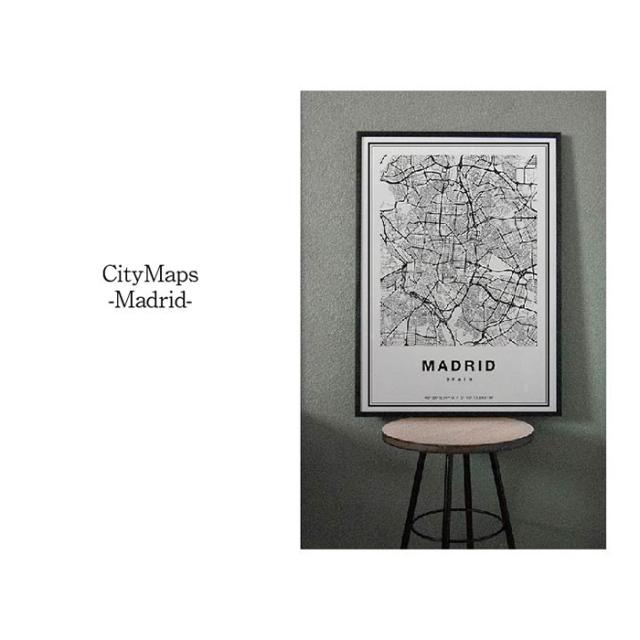 CityMaps-Madrid-