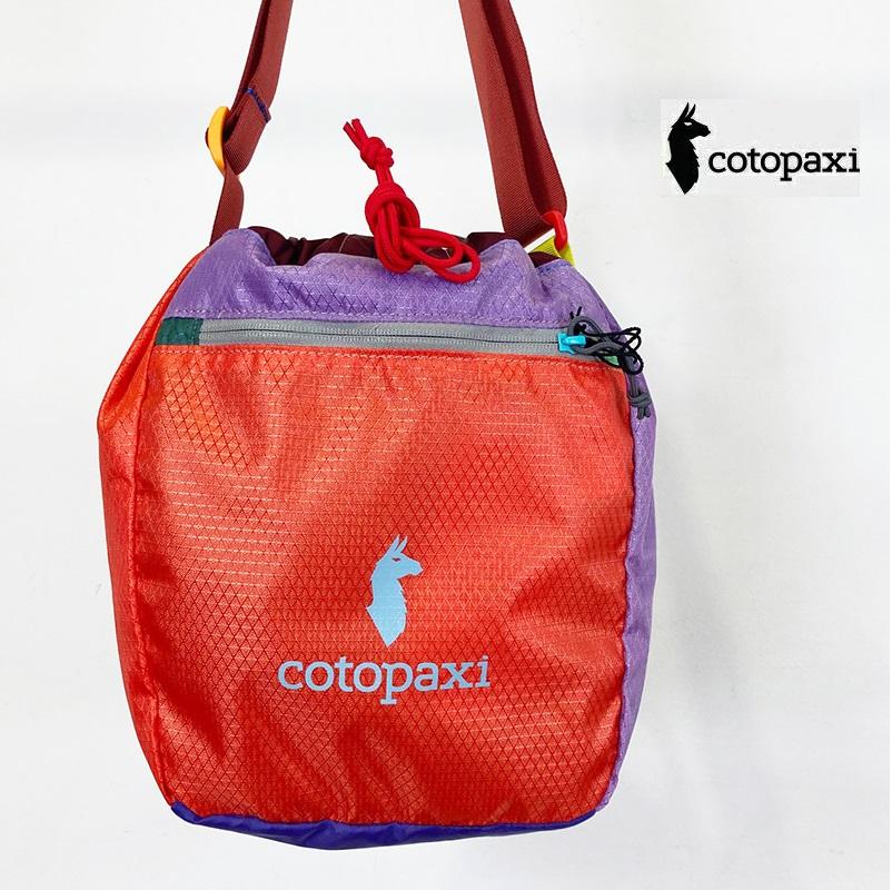 【21SS新作】cotopaxi コトパクシ 5042518 CAMAYA SATCHEL A ショルダーバッグ サスティナブル ユニセックス ギフト | バッグ 定番