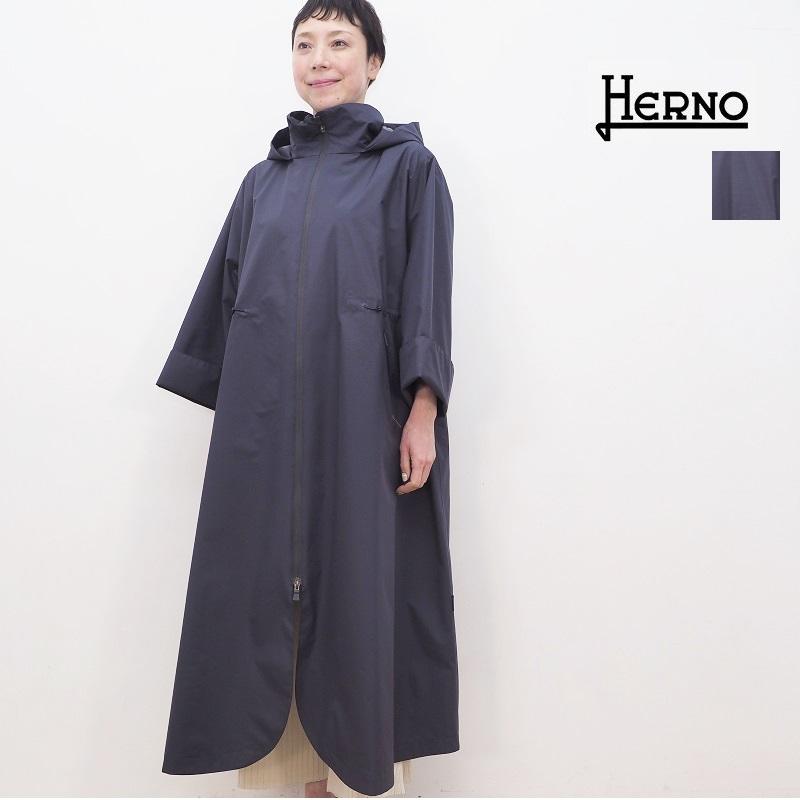 【21SS新作】【正規品】HERNO ヘルノ IM035DL LAMINAR ラミナーモッズライクコート 撥水 レインコート ゴアテックス  | アウター 春夏 21SS