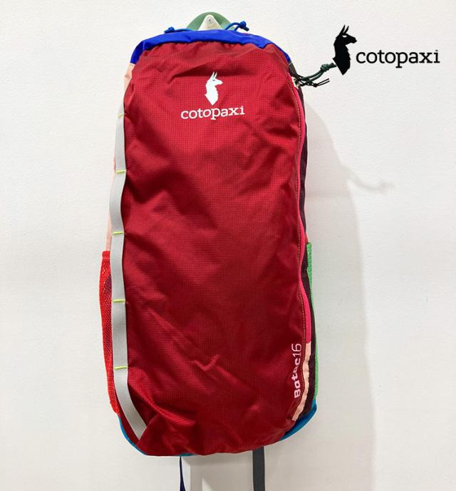 cotopaxi コトパクシ 5042505 BATAC 16L BACPACK E バックパック リュック サスティナブル ユニセックス ギフト | バッグ 定番