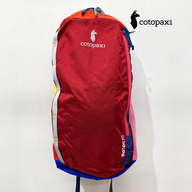 cotopaxi コトパクシ 5042505 BATAC 16L BACPACK F バックパック リュック サスティナブル ユニセックス ギフト | バッグ 定番