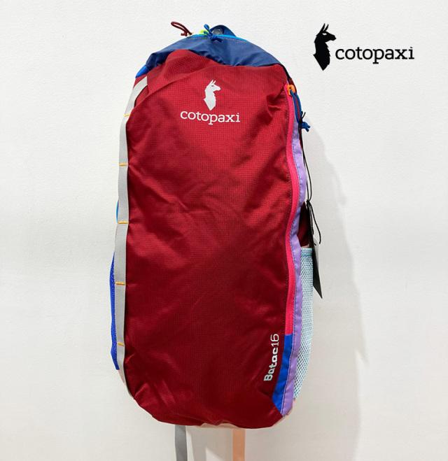 cotopaxi コトパクシ 5042505 BATAC 16L BACPACK H バックパック リュック サスティナブル ユニセックス ギフト | バッグ 定番
