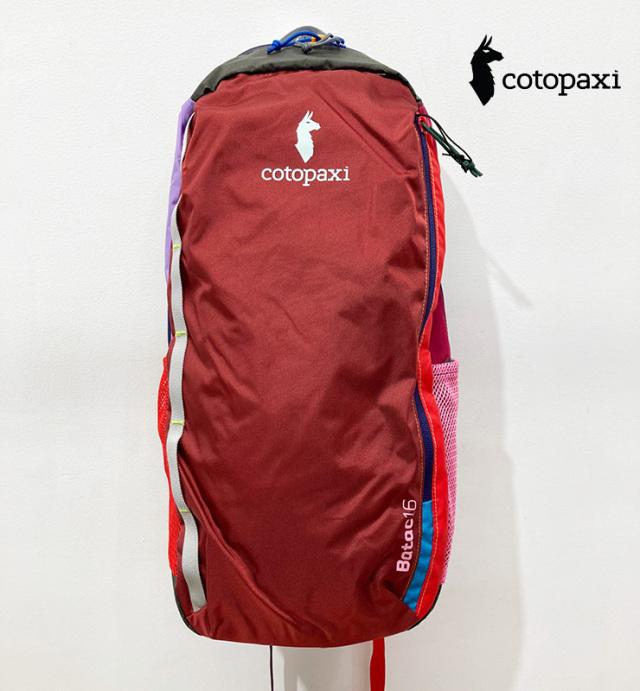 cotopaxi コトパクシ 5042505 BATAC 16L BACPACK I バックパック リュック サスティナブル ユニセックス ギフト | バッグ 定番