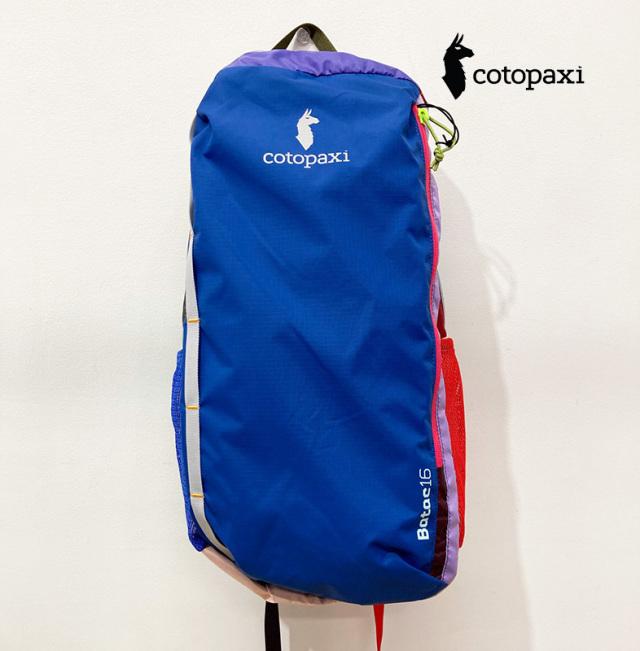cotopaxi コトパクシ 5042505 BATAC 16L BACPACK J バックパック リュック サスティナブル ユニセックス ギフト | バッグ 定番