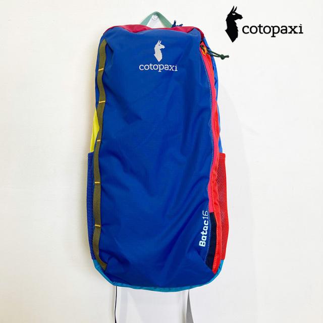 cotopaxi コトパクシ 5042505 BATAC 16L BACPACK M バックパック リュック サスティナブル ユニセックス ギフト | バッグ 定番