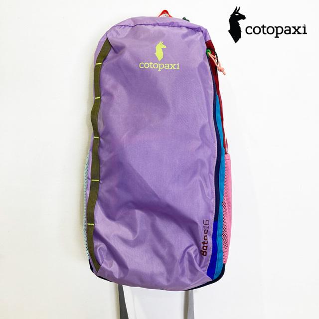 cotopaxi コトパクシ 5042505 BATAC 16L BACPACK N バックパック リュック サスティナブル ユニセックス ギフト | バッグ 定番