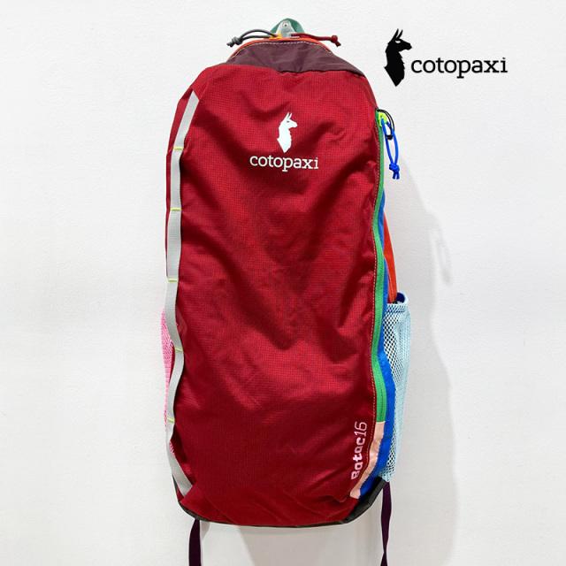 cotopaxi コトパクシ 5042505 BATAC 16L BACPACK O バックパック リュック サスティナブル ユニセックス ギフト | バッグ 定番