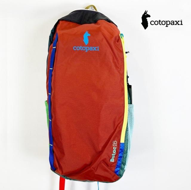 【21SS新作】cotopaxi コトパクシ 5042505 BATAC 16L BACPACK B バックパック リュック サスティナブル ユニセックス ギフト | バッグ 定番