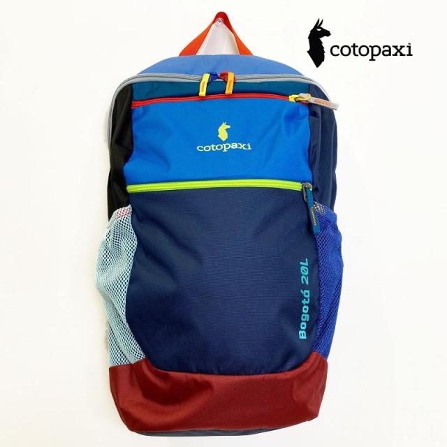 cotopaxi コトパクシ 5042509 BOGOTA 20L BACPACK A バックパック大 リュック サスティナブル ユニセックス ギフト | バッグ 定番