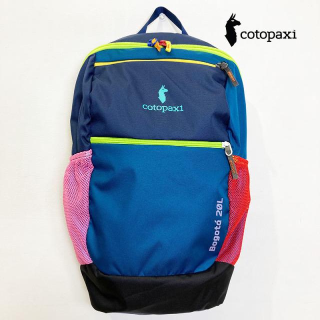 cotopaxi コトパクシ 5042509 BOGOTA 20L BACPACK B バックパック大 リュック サスティナブル ユニセックス ギフト | バッグ 定番