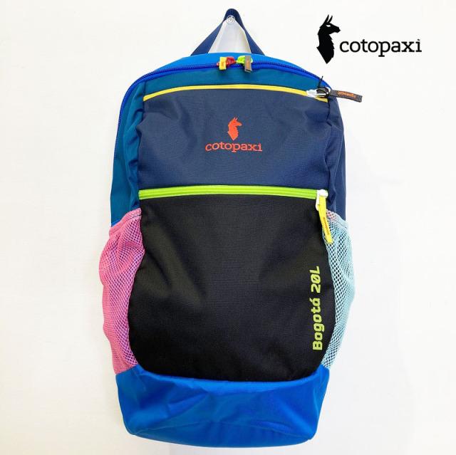 cotopaxi コトパクシ 5042509 BOGOTA 20L BACPACK C バックパック大 リュック サスティナブル ユニセックス ギフト | バッグ 定番