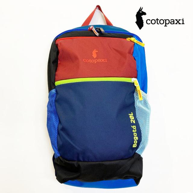 cotopaxi コトパクシ 5042509 BOGOTA 20L BACPACK D バックパック大 リュック サスティナブル ユニセックス ギフト | バッグ 定番