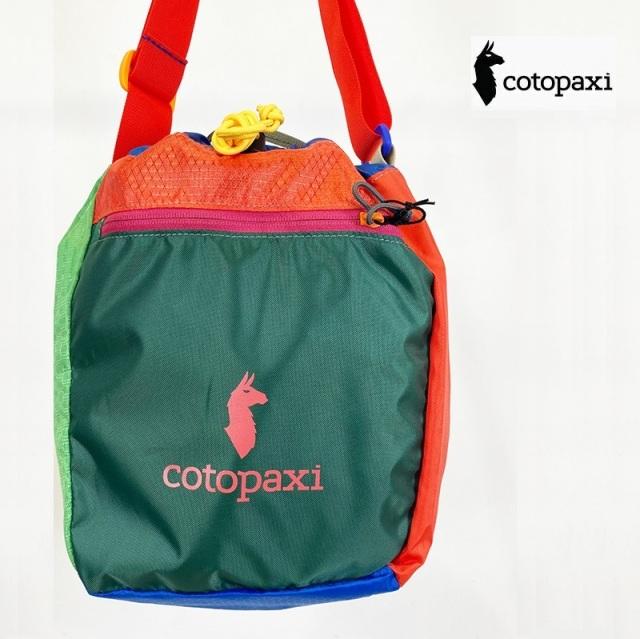 【21SS新作】cotopaxi コトパクシ 5042518 CAMAYA SATCHEL E ショルダーバッグ サスティナブル ユニセックス ギフト | バッグ 定番