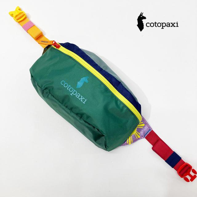 cotopaxi コトパクシ 5042522 BATAAN FANNY PACK A ウエストバッグ ウエストポーチ ミニショルダーバッグ サスティナブル ユニセックス ギフト | バッグ 定番