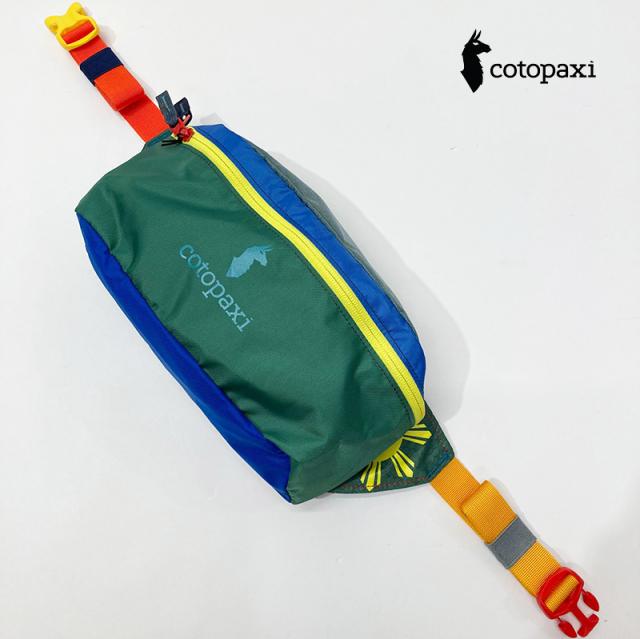 cotopaxi コトパクシ 5042522 BATAAN FANNY PACK F ウエストバッグ ウエストポーチ ミニショルダーバッグ サスティナブル ユニセックス ギフト | バッグ 定番