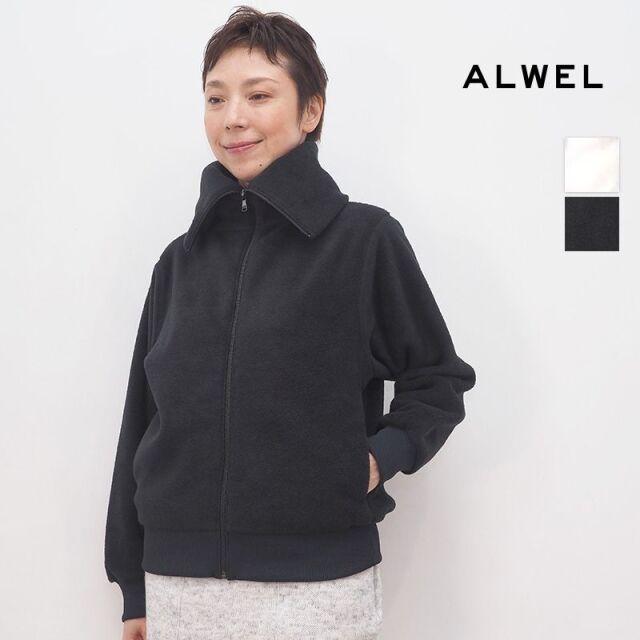 【20AW新作】ALWEL オルウェル FLEECE-1 フリースジャケット FLEECE JACKET | 20AW アウター 秋冬