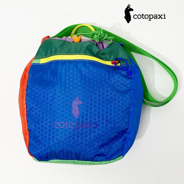 cotopaxi コトパクシ 5042518 CAMAYA SATCHEL B ショルダーバッグ サスティナブル ユニセックス ギフト | バッグ 定番