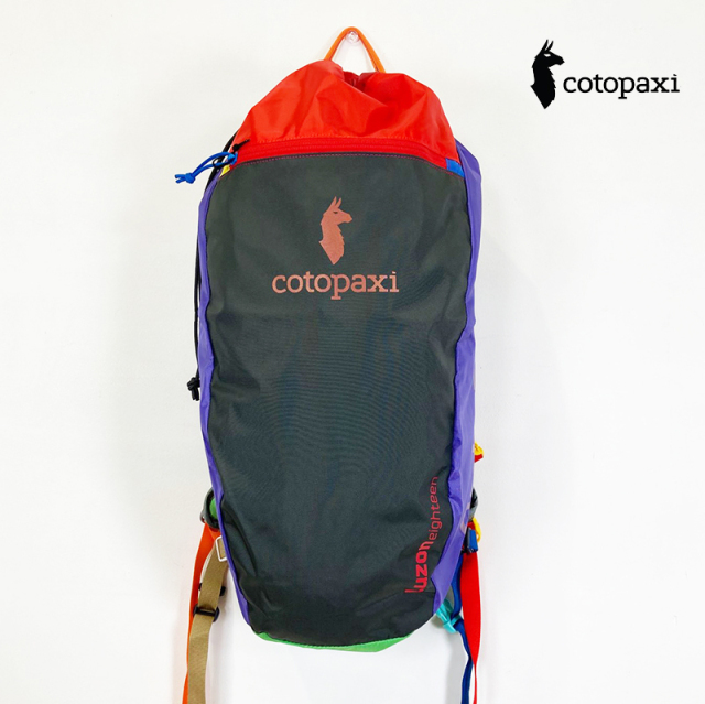 cotopaxi コトパクシ 5042503 LUZON 18L BACPACK B バックパック大 リュック サスティナブル ユニセックス ギフト | バッグ 定番