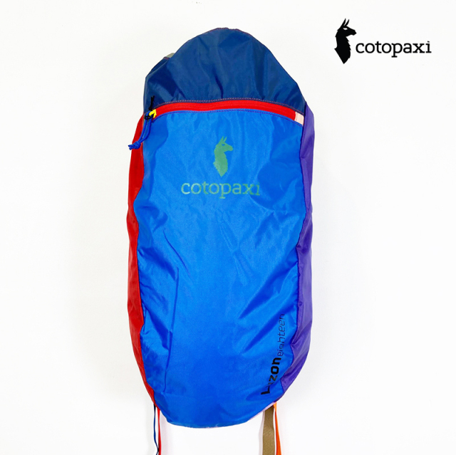 cotopaxi コトパクシ 5042503 LUZON 18L BACPACK D バックパック大 リュック サスティナブル ユニセックス ギフト | バッグ 定番