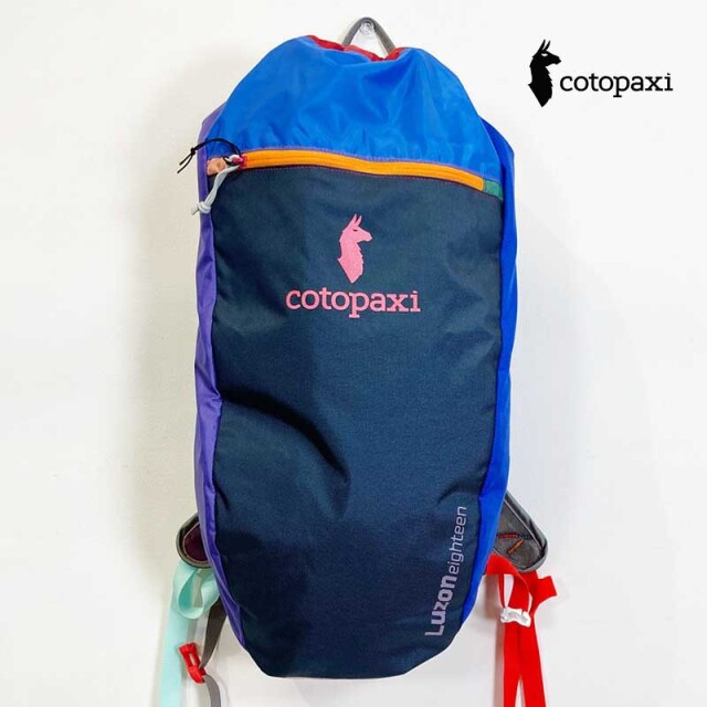 cotopaxi コトパクシ 5042503 LUZON 18L BACPACK E バックパック大 リュック サスティナブル ユニセックス ギフト | バッグ 定番
