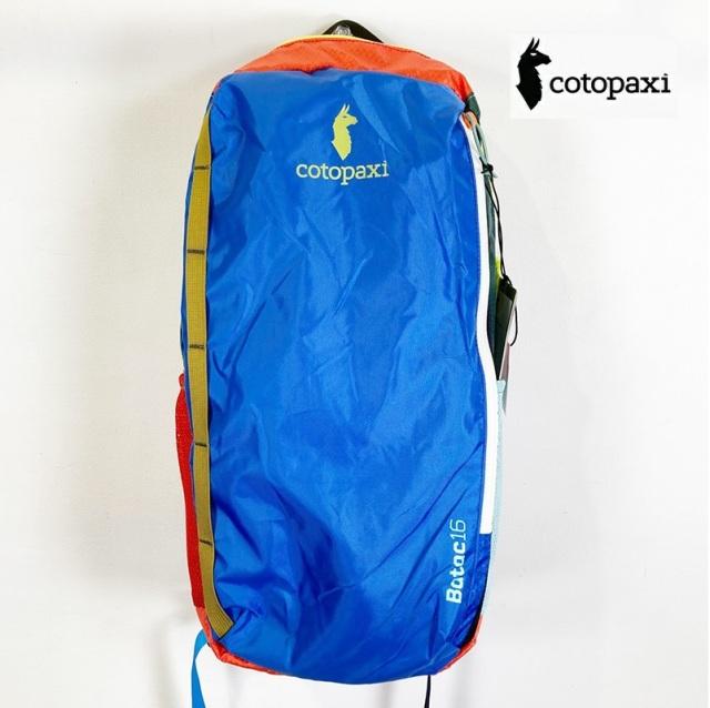 【21SS新作】cotopaxi コトパクシ 5042505 BATAC 16L BACPACK D バックパック リュック サスティナブル ユニセックス ギフト | バッグ 定番
