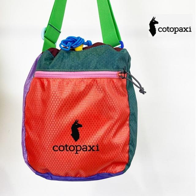 【21SS新作】cotopaxi コトパクシ 5042518 CAMAYA SATCHEL D ショルダーバッグ サスティナブル ユニセックス ギフト | バッグ 定番