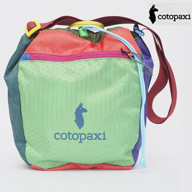 cotopaxi コトパクシ 5042518 CAMAYA SATCHEL E ショルダーバッグ サスティナブル ユニセックス ギフト   バッグ 定番