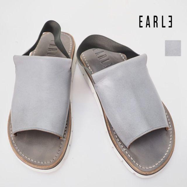 【2点以上で更に10%OFF】【40%OFF】EARLE アールER0801 Back strao band sandals W バックストラップレザーフラットサンダル  | 20SS シューズ 春夏