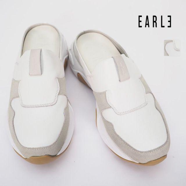 【20SS新作】EARLE アール ER0913 Mule sneakers LW ミュールスニーカー ボリュームソールスリッポンサンダル  | 20SS シューズ 春夏