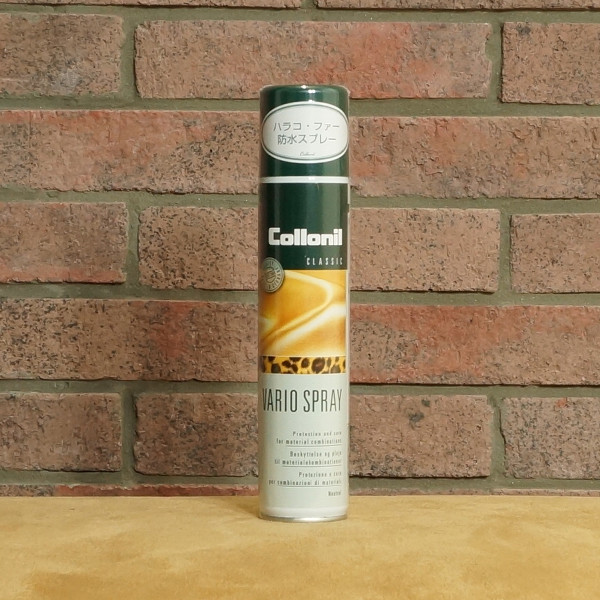 COLLONIL(コロニル)バリオスプレ 200ml ≪防水スプレー ハラコ・ファー素材 靴 バッグ ストール≫
