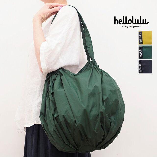 hellolulu ハロルル 5075144 OLE(オーレ)パッカブルマーケットバッグ M パッカブルバッグ エコバッグ ビッグサイズ ギフト   バッグ 定番