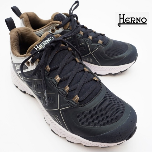 【20AW新作】【正規品】HERNO ヘルノ × SCARPA SH001DL-SHOE ゴアテックススニーカー | 20AW シューズ 秋冬