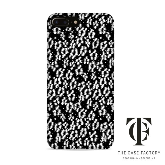 THE CASE FACTORY×AFCP(Art For Case Project) ザ ケースファクトリー LEOPARD iPhone7/iPhone8ケース|コラボアイテム アイフォンケース