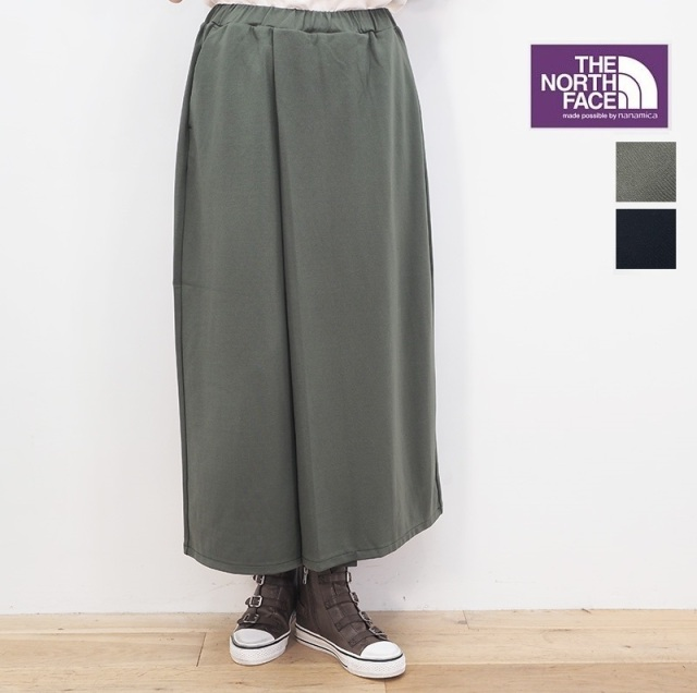 【40%OFF】【正規品】THE NORTH FACE PURPLE LABEL ノースフェイス パープルレーベル NTW5051N Stretch Field Wrap Skirt ストレッチフィールドスカート | 20AW ボトムス
