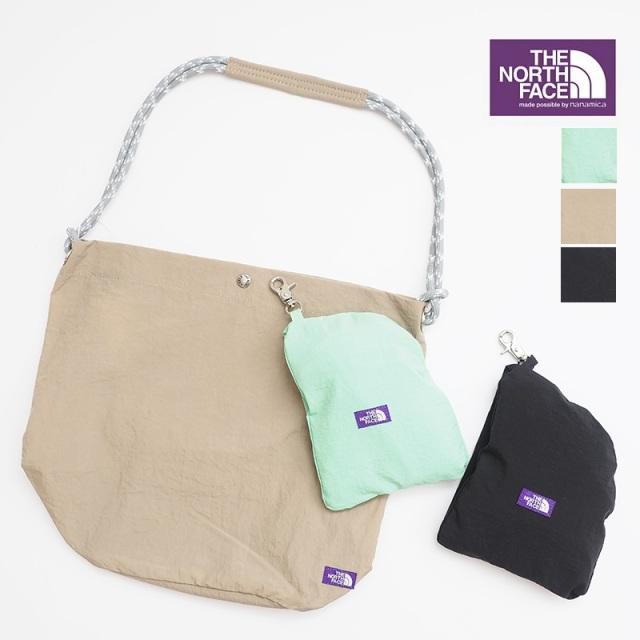 【正規品】THE NORTH FACE PURPLE LABEL ノースフェイス パープルレーベル NN7106N ラウンジリユーサブルバッグ Lounge Reusable Bag | バッグ 春夏 21SS