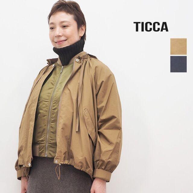 【40%OFF】TICCA ティッカ TBKA-102 3WAYショートモッズコート | 20AW アウター 秋冬