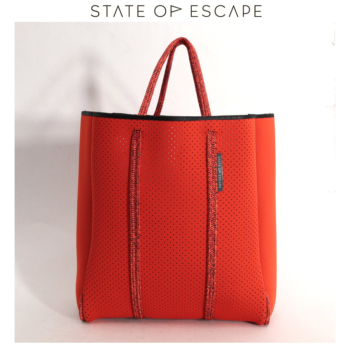 STATE OF ESCAPE MAGAZINE TOTE トートバッグ