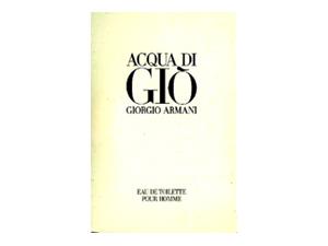 ジョルジオアルマーニ/アクアディジオフォーメン1.5ml GIORGIO ARMANI/ACQUA DI GIO FOR MEN EDT
