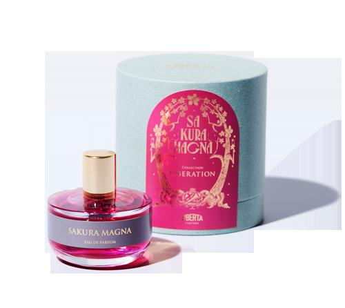LIBERTA Perfume(リベルタパフューム)  Sakura Magna(サクラマグナ)  オードパルファム 50ml