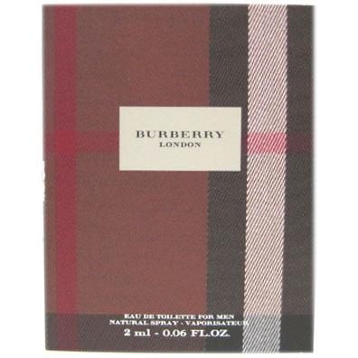 バーバリー バーバリー・ロンドン オードトワレ 2ml BURBERRYS BURBERRY LONDON EDT